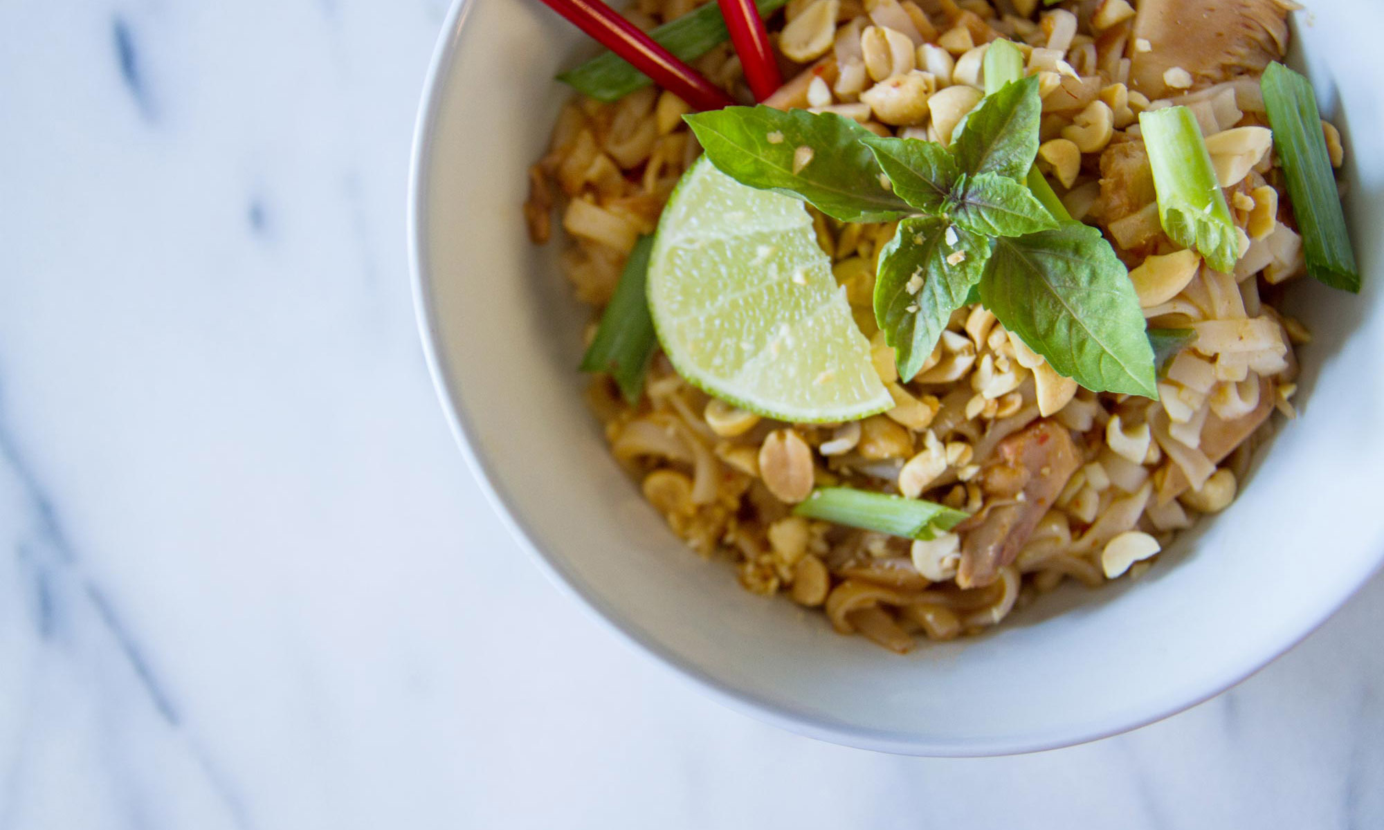 Jackfruit Pad Thai