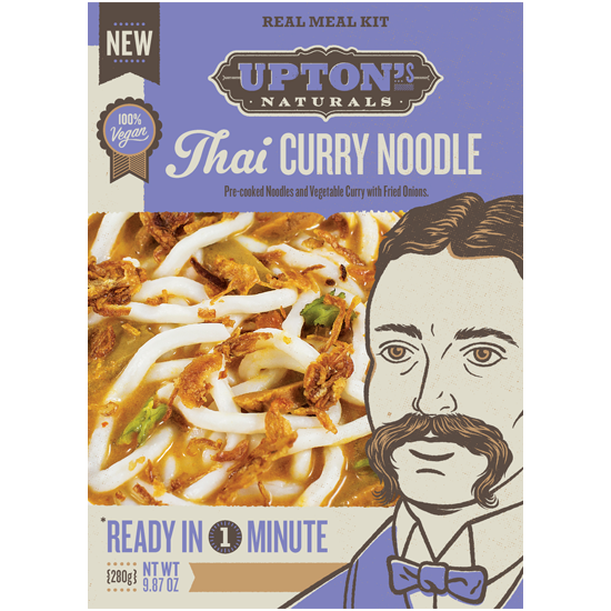 US Thai Curry Noodle