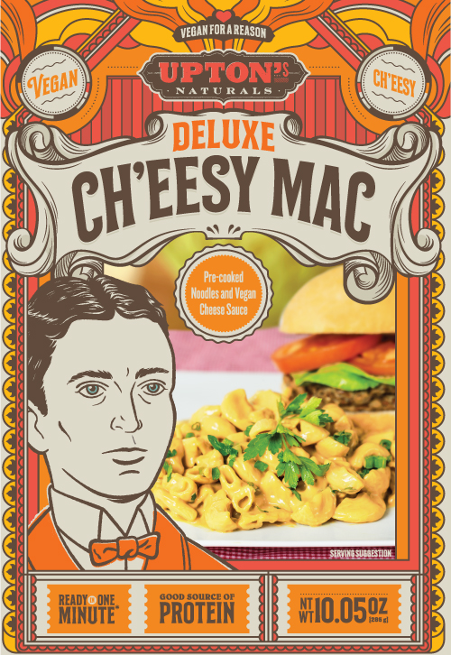 cheesy mac