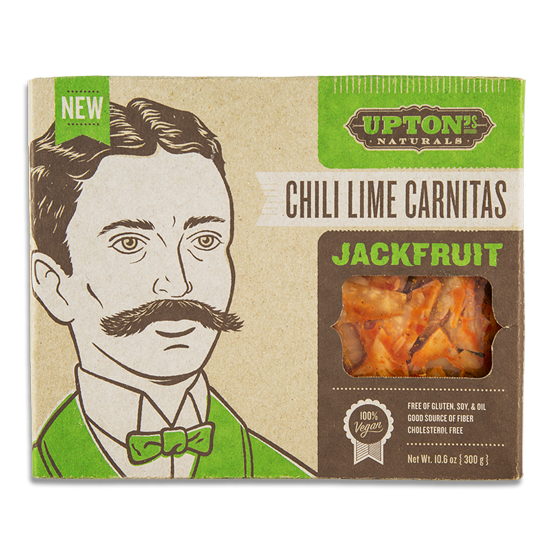 Upton's Naturals Chili Lime Jackfruit