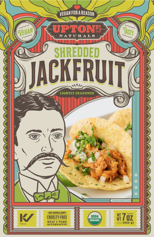 Shredded Jackfruit