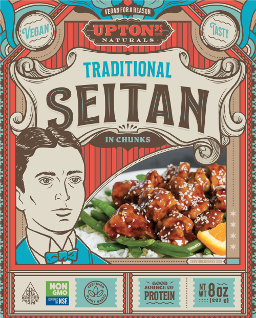 US Traditional Seitan